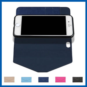 Detachable Card Slot Holder Leather Case for iPhone 6s pictures & photos