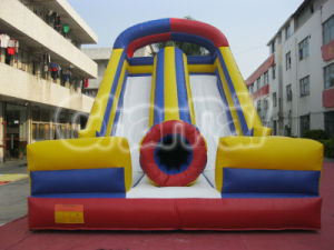 CE Certification Inflatable Slide/Hot Sale Inflatable Slide Chsl139 pictures & photos