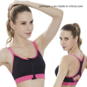 Wholesale High Quality Quickly Drying Sport Yoga Bra Fitness Wear pictures & photos