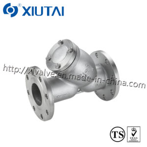 Stainless Steel Y-Type Strainer pictures & photos