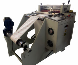 PVC and Pet Plastic Sheet Cutting Machine pictures & photos