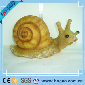 Snail Resin Garden Ornament Decoration pictures & photos