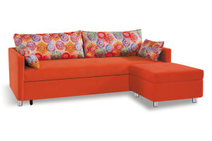 Hot Sale Fabric Sofa Bed pictures & photos