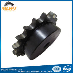 Single Heat Treatment Chain Sprocket Pignon with ANSI Standard pictures & photos