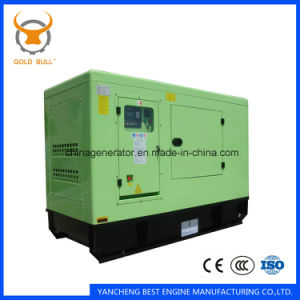 20kw Deutz Silent Power Diesel Generator Set for Industrial Use