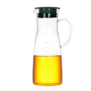 1000ml High Borosilicate Cold Drink Glass Kettle Glass Juice Jug Glass Pitcher pictures & photos