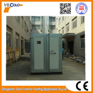 LPG Alloy Wheel Powder Coating Equipment for Curing pictures & photos
