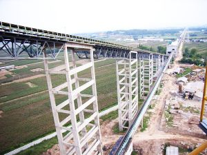 Cement Plant Conveyor pictures & photos