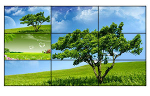 LG 49′′ Multi-Screen Splicing Screen Display pictures & photos