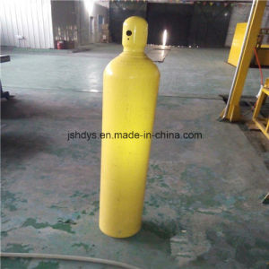 5L Seamless Steel Oxygen Hydrogen Argon Helium CO2 Gas Cylinder (GB5099) pictures & photos