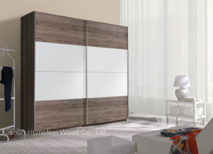 Modern Home Furniture Bedroom Wardrobe Closet (HF-EY0811) pictures & photos