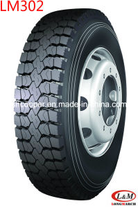 Long March Roadlux 315/80r22.5 Drive Position TBR Radial Truck Tire (LM302) pictures & photos