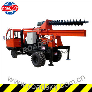 Hydraulic Pile Fundation Auger Piling Rig Machine for Sale pictures & photos