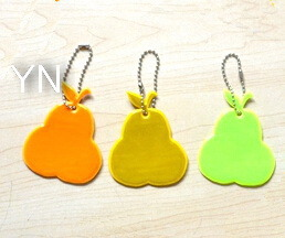 Customized Reflective Key Ring for Safety pictures & photos