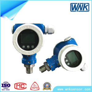 10kpa ~70 MPa Industrial Absolute and Gauge Pressure Transmitter pictures & photos