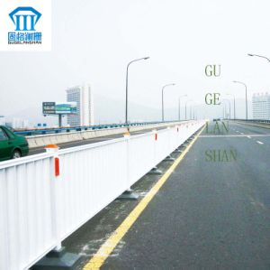 Rust-Proof/ Antiseptic/High Quality Zinc Steel Road Isolation Fence pictures & photos