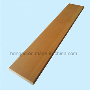 50*3mm WPC (Wood Plastic Composite) Indoor Decoration Ceiling