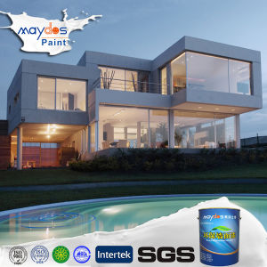 Maydos Durable Brush Exterior Paint pictures & photos