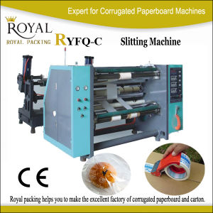 Ryfq-C Model Slitting Machine pictures & photos