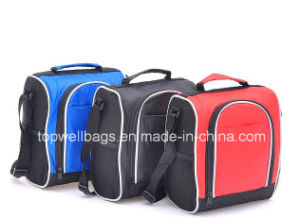 Promotion Polyester Portable School Outdoor Cooler Bag