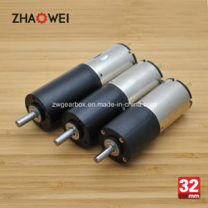 High Quality 12V Reduction Gearbox Manufacturer in China pictures & photos