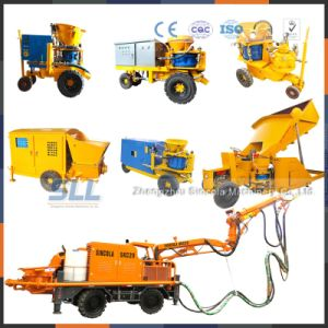 Gunite Concrete / Shotcrete Machine / Shotcrete Machine Accessories Price pictures & photos