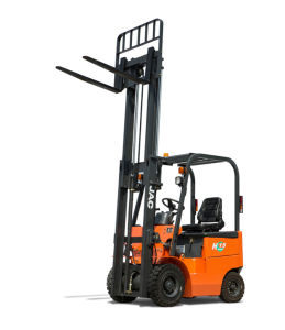 Electric Forklift Truck 1.5ton Battery pictures & photos
