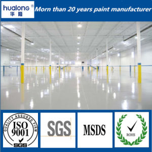 Hualong Polyurethane Epoxy Floor Paint pictures & photos