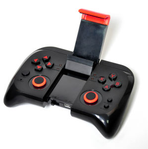 Bluetooth Gamepad Design for Ios Phone/Android Smartphone pictures & photos