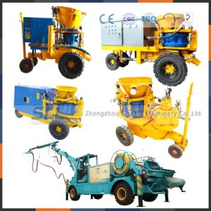 3m3/H Spz-3, 5m3/H Shotcrete Machine Selling pictures & photos