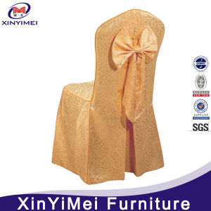 Elegant Weeding Hotel Restaurant Chair Cover (XY47) pictures & photos