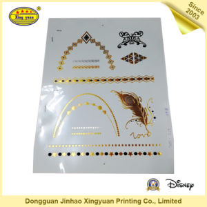 Fashion Temporary Customized Tattoo (JHXY-TT0006) pictures & photos