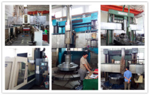 OEM Large Steel Casting Moving Jaw for Jaw Crusher pictures & photos