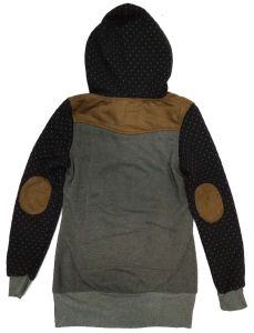 Fashion Women′s Spring Fleece Jacket/Coat pictures & photos