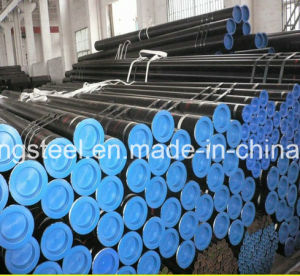 Mild Steel Round Seamless Welding Pipe pictures & photos