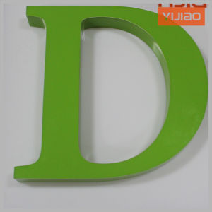 Top Quality LED Illuminated PMMA Letter pictures & photos