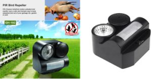 PIR Motion Activated Animal Repeller Bird Repellent PIR Bird Repeller pictures & photos