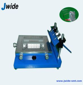 High Precision Manual PCB Stencil Printing Machine pictures & photos