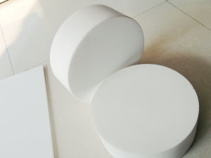 100% Virgin PTFE Sheet, Teflon Sheet, PTFE Rod, Teflon Rod with White, Black Color Without Smell pictures & photos