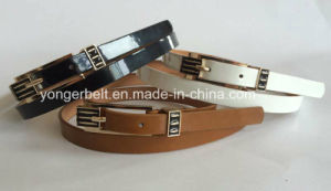 Apparel Accessories Buckle Design Coat Belt