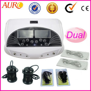 Foot SPA Health Care Therapy Ion Detoxify Dual Detox Machine pictures & photos