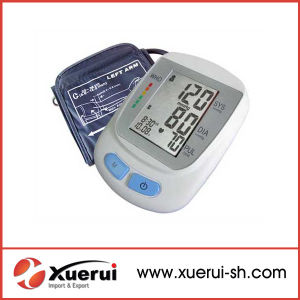 Arm Type Fully Automatic Blood Pressure Monitor pictures & photos