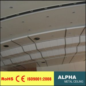Aluminum Curtain Wall Indoor Solid Wide Panel Customed Aluminum Ceilings pictures & photos