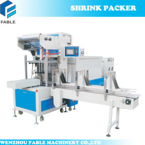 Collective Bottles Shrink Packing Machinery (FB6030) pictures & photos