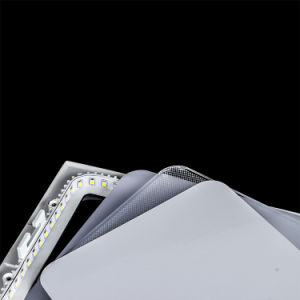 Factory Wholesale 3W LED Panel Light Square Warm White pictures & photos