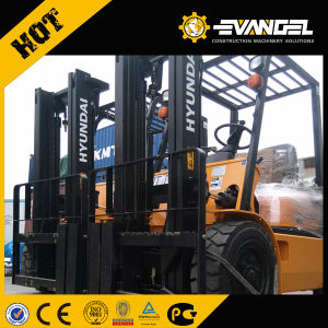 3 Ton Manual Forklift Truck Hyundai CPC30e05 with Diesel Engine pictures & photos