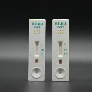 One Step Malaria PF/PV (whole blood) Rapid Test Kit pictures & photos