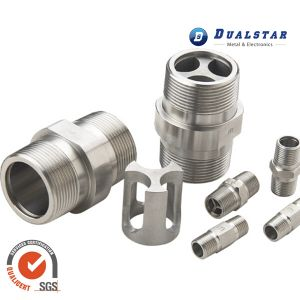 China Supplier Stainless Steel Pipe Fittings for Industry