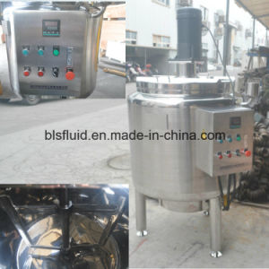 Industrial Stainless Steel Liquid Agitator Mixer 2000 Liters pictures & photos
