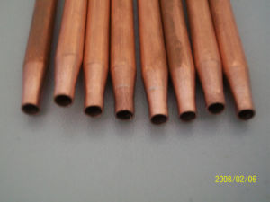 Copper Pipe Mouth Reducing Machine pictures & photos